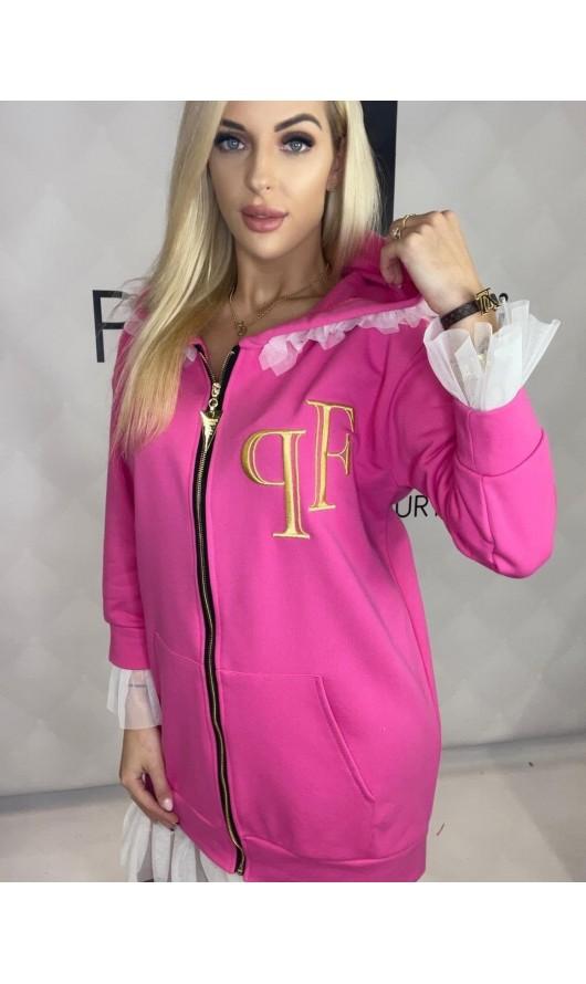 Bluza Grace Bright Pink