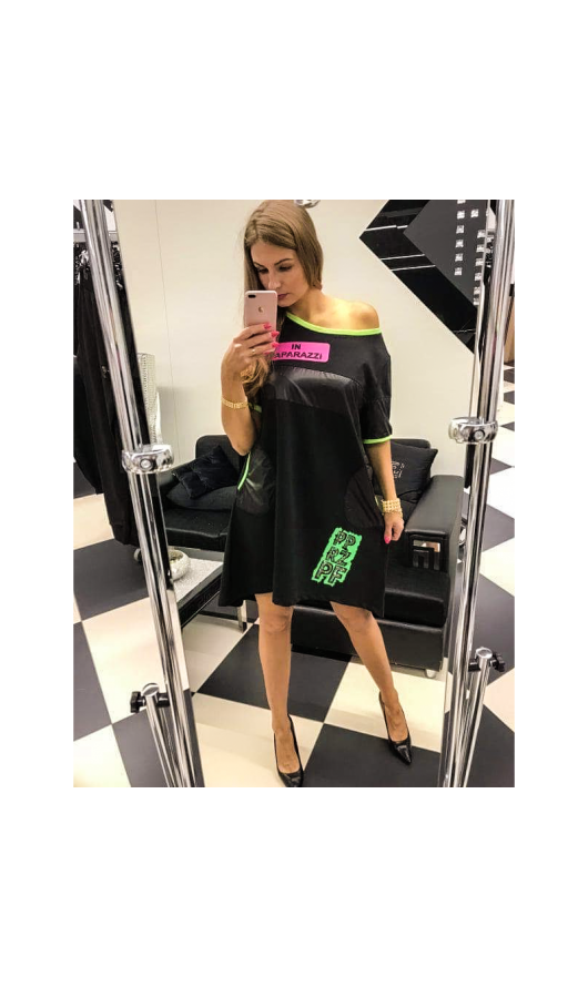 Sukienka Carson Black