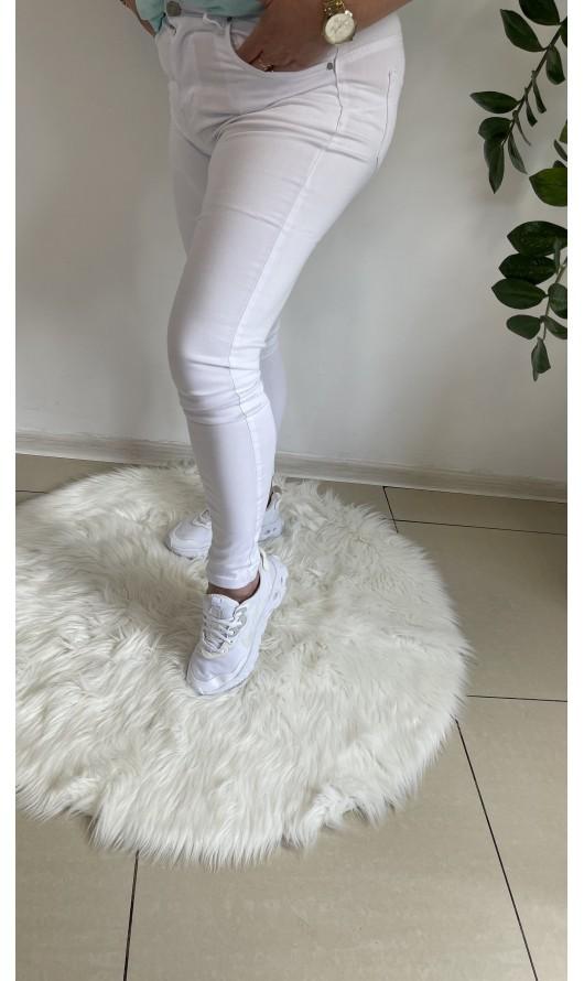 Spodnie Dastin White Jeans