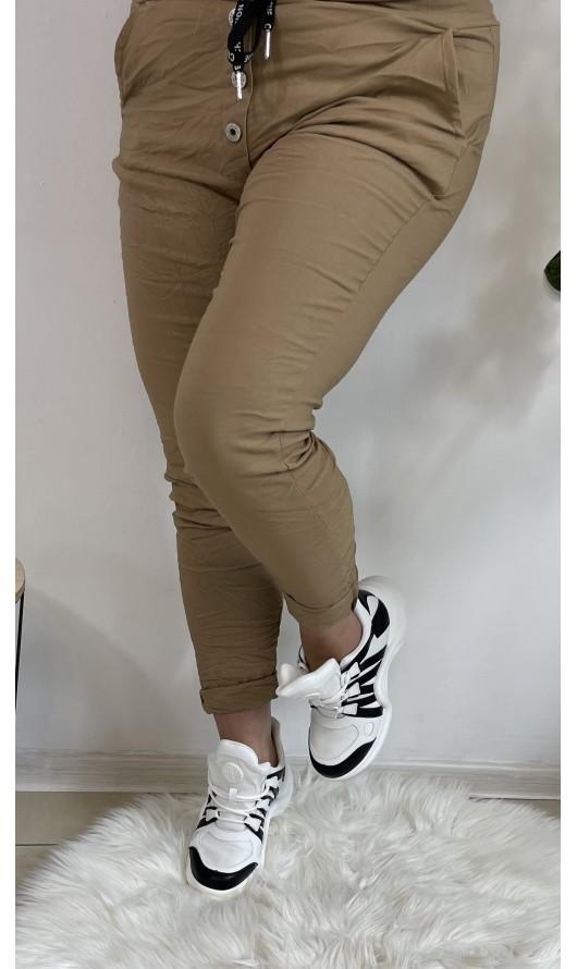 Spodnie Gloria Beige