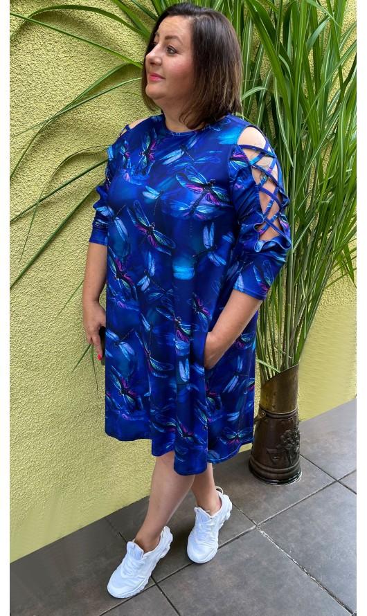 Sukienka Lindy TAFFI Premium