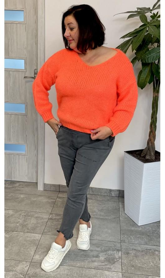 Sweter Avelino Orange