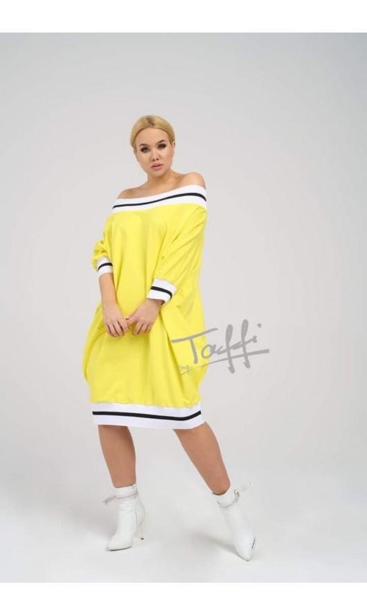 Tunika Kasandra Yellow